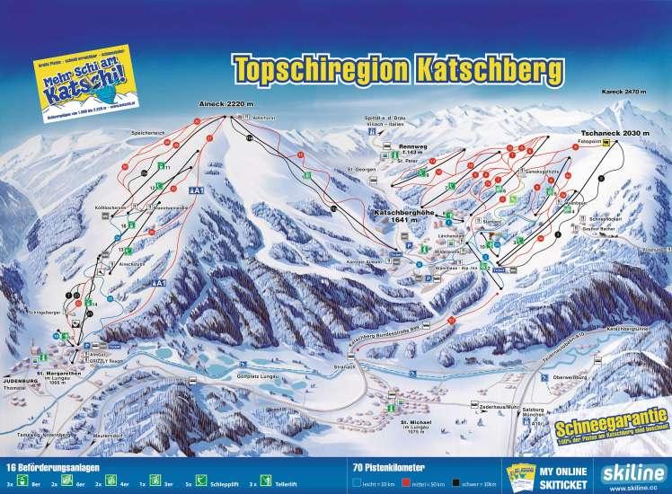 katschberg skimap
